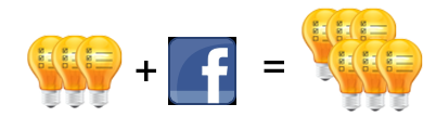 Double your productivity with Facebook and MisterMind